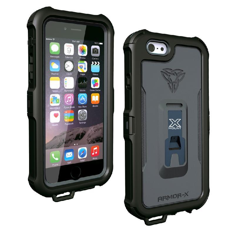 armor x coque protection etanche iphone 6 avec systeme xmount armorx. Black Bedroom Furniture Sets. Home Design Ideas